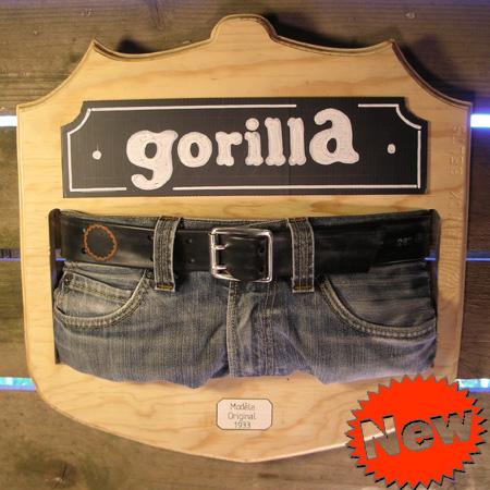 Ceinture type gorilla mod le original upcycling de for Taille chambre a air velo