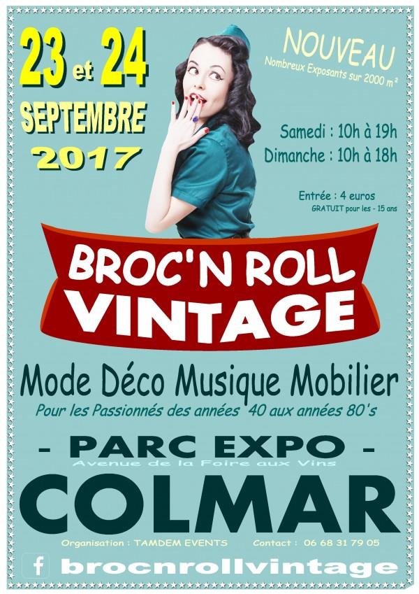 BROC N ROLL VINTAGE COLMAR (1)