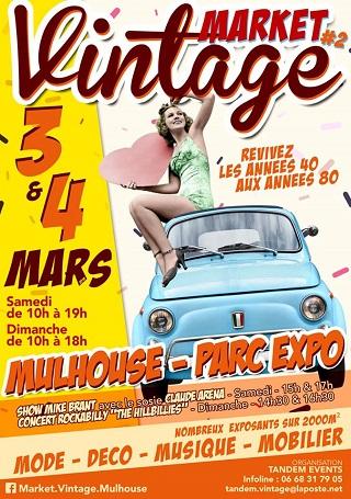 VintageMarket Mulhouse2018