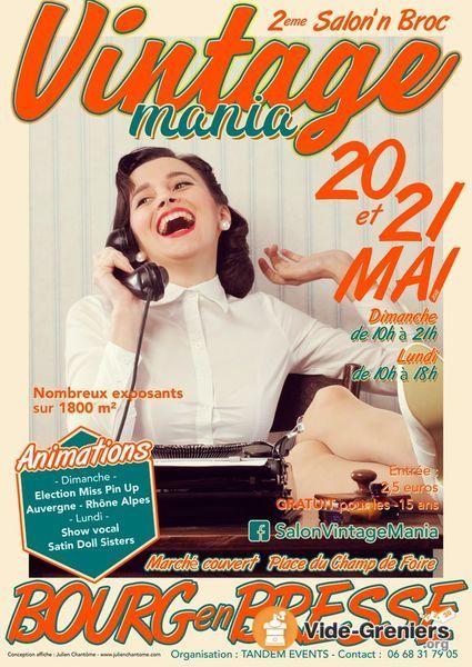 salon-vintage-mania-Bourg-en-Bresse-2018